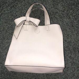 Urban Expression light purple handbag/cross body